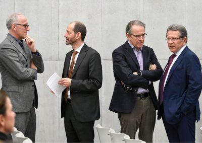 Andreas Spillmann, Jean-Marc Crevoisier, Hubert Looser