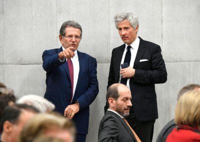 Hubert Looser und Andreas Ritter