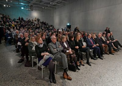 Das Auditorium im Landesmuseum